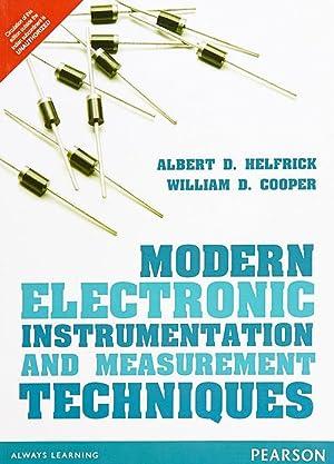 Modern Electronic Instrumentation & Measurement Techniques (EDN: Helfrick & Cooper