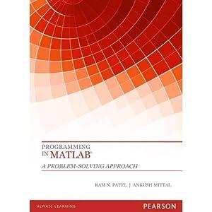Programming In Matlab (EDN 1): Patel & Mittal
