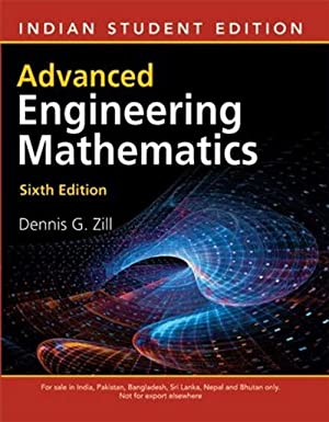 Advanced Engineering Mathematics (EDN 6): Zill Dennis G