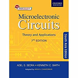 Microelectronic Circuits: Theory And Application (EDN 7): Adel S. Sedra