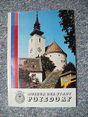Führer durch das Museum der Stadt Poysdorf: Neugebauer, J.-W.