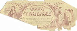 GOODY TWO SHOES: Very, Lydia L. A.