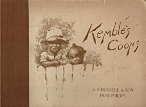 KEMBLE'S COONS: A COLLECTION OF SOUTHERN SKETCHES: Kemble, Edward W.