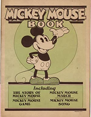 MICKEY MOUSE BOOK: Bibo, Bobette