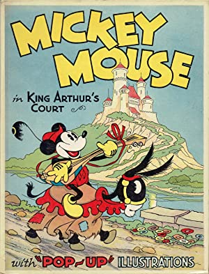 MICKEY MOUSE IN KING ARTHUR'S COURT: The Staff of