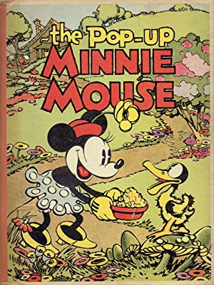 "THE ""POP-UP"" MINNIE MOUSE: The Staff of"