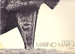 Marino Marini - Scultore: Carlo Pirovano