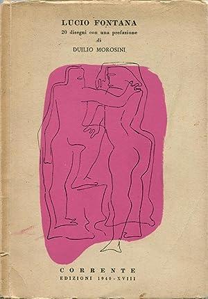 Lucio Fontana: Lucio Fontana, Duilio