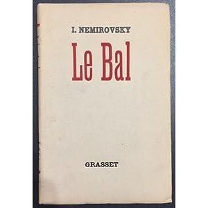Le Bal: Irène Nemirovsky