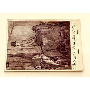 Postcard of Alberto Burri: Alberto Burri