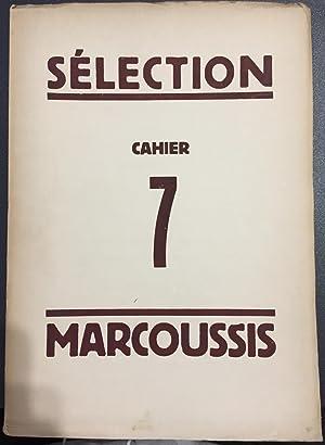 Sélection - Cahier 7 Louis Marcoussis: Various Authors