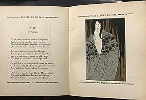 Les Fleurs du Mal illustrated by Andr: Charles Baudelaire