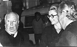 Alfred Hitchcock, Grace Kelly, Prince Rainier