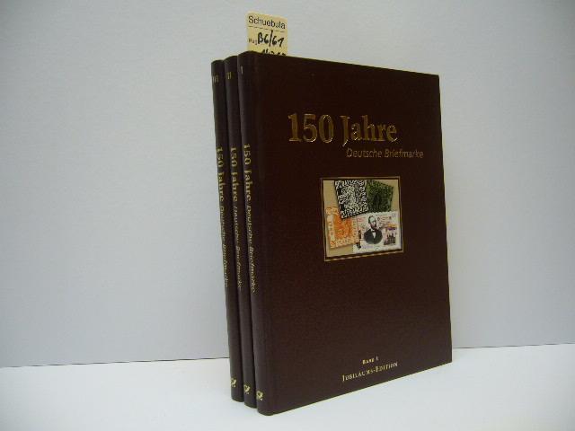 150 Jahre Deutsche Briefmarke Jubiläumsedition Von Deutsche Post