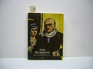 Max Beckmann : Retrospektive ; [Haus d.: Beckmann, Max [Ill.],