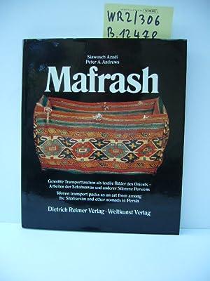 Mafrash : gewebte Transporttaschen als textile Bilder: Azadi, Siawosch: