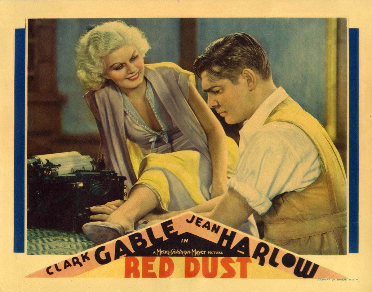 RED DUST (1932): Fleming, Victor (director)