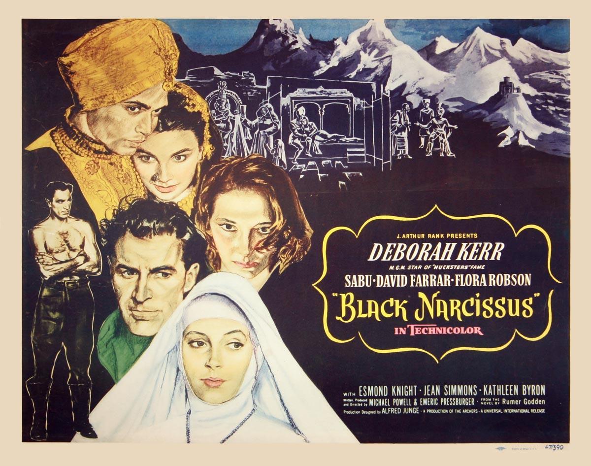 BLACK NARCISSUS (1947): Powell, Michael; Pressburger, Emeric (director)