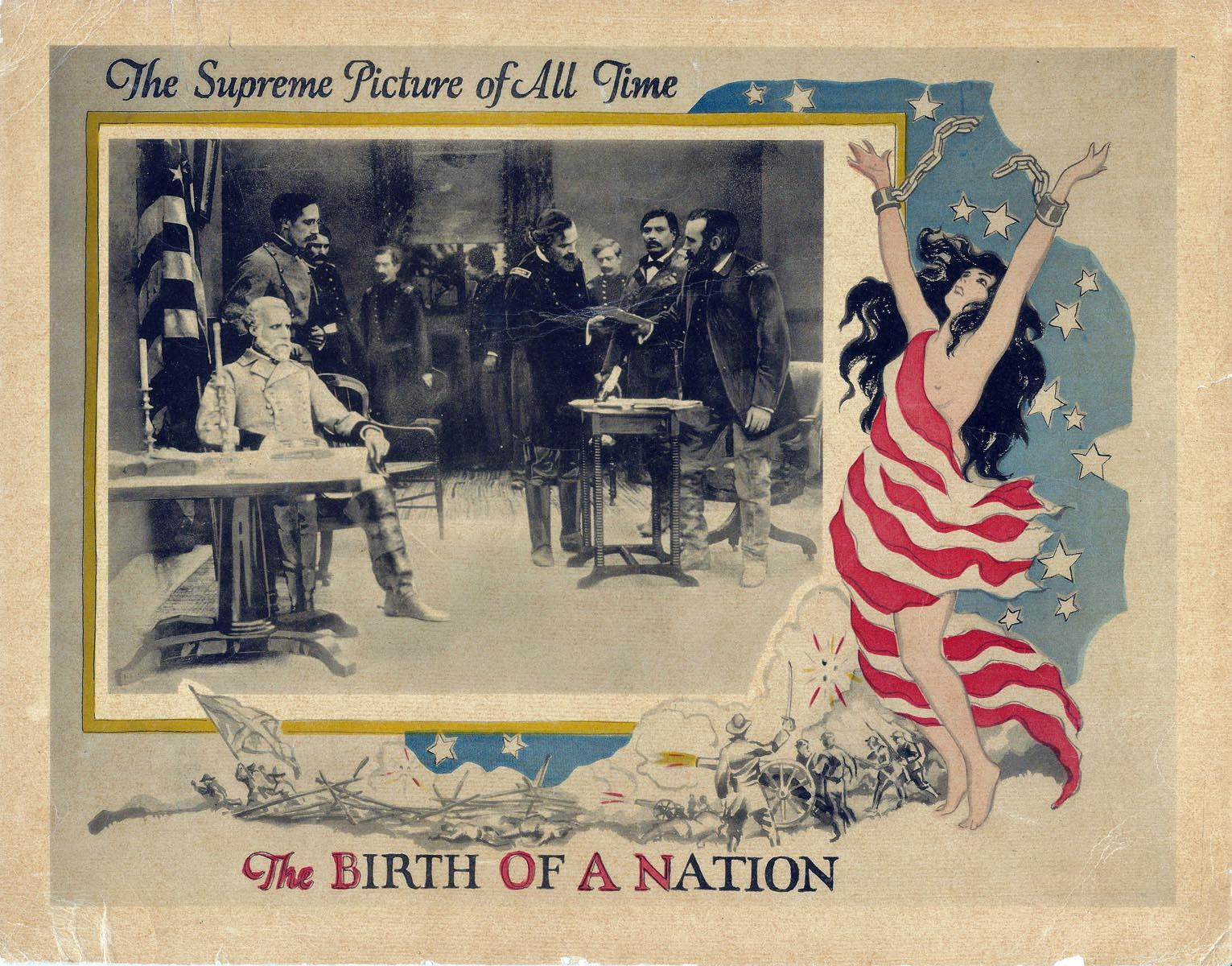 BIRTH OF A NATION, THE (1915; 1921 reissue): Griffith, D. W. (director)