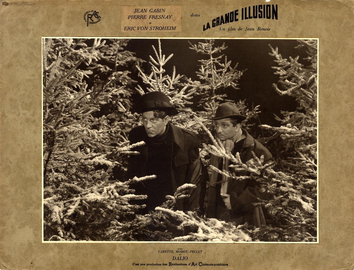 LA GRANDE ILLUSION [GRAND ILLUSION] (1937) Renoir, Jean (director) Near Fine