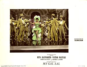 MY GAL SAL (1942): Cummings, Irving (director)
