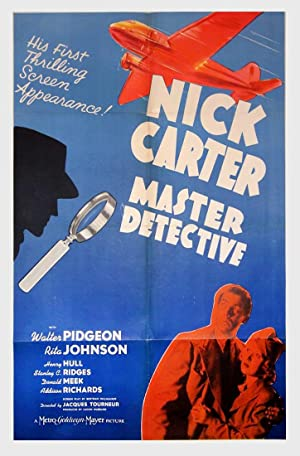 NICK CARTER, MASTER DETECTIVE (1939): Tourneur, Jacques (director)