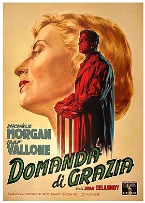 DOMANDA DI GRAZIA [OBSESSION] (1954): Ballester, Anselmo (poster artist)
