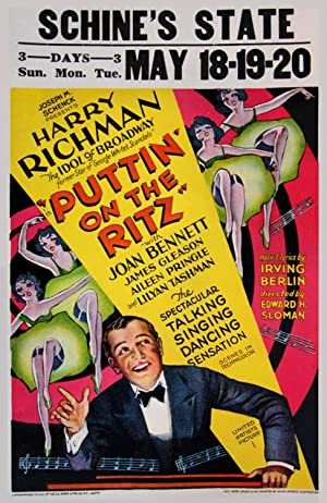 PUTTIN' ON THE RITZ (1930): Sloman, Edward (director)