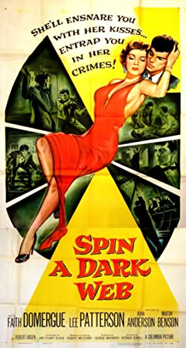 SPIN A DARK WEB (1956): Sewell, Vernon (director)