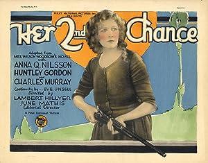 HER SECOND CHANCE (1926): Hillyer, Lamber (director)