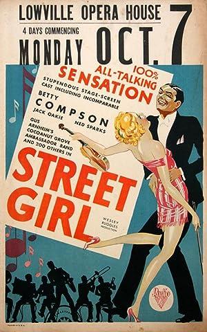 STREET GIRL (1929): Reuggles, Wesley (director)