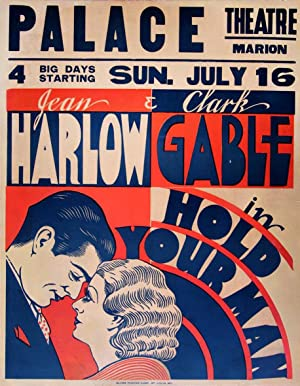 HOLD YOUR MAN (1933): Wood, Sam (director)
