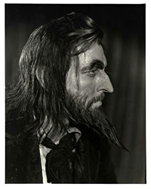 SVENGALI / JOHN BARRYMORE PORTRAIT (1931): Lippman, Irving (photographer)