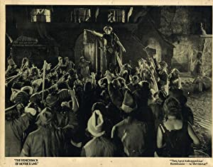 HUNCHBACK OF NOTRE DAME, THE (1923): Worsley, Wallace (director)