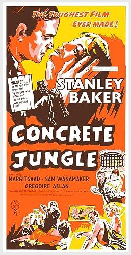 CONCRETE JUNGLE (1960): Losey, Joseph (director)