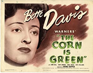 CORN IS GREEN, THE (1945): Rapper, Irving (director)