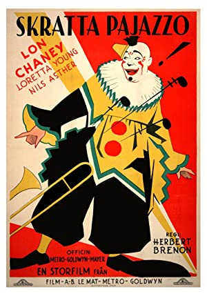LAUGH, CLOWN, LAUGH (1928): Belasco, David (adapted from)