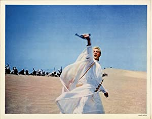 LAWRENCE OF ARABIA (1962): Lean, David (director)
