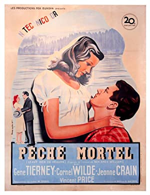 LEAVE HER TO HEAVEN [PÉCHÉ MORTEL] (1945): Stahl, John M. (director)
