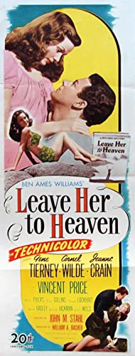 LEAVE HER TO HEAVEN (1945): Stahl, John M. (director)