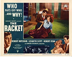 RACKET, THE (1951): Cromwell, John (director)