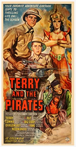 TERRY AND THE PIRATES (1940): Horne, James W. (director)