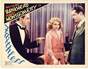 FAITHLESS (1932): Beaumont, Harry (director)