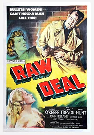 RAW DEAL (1948): Mann, Anthony (director)