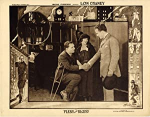 FLESH AND BLOOD (1922): Cummings, Irving (director)