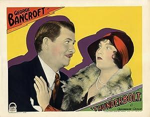 THUNDERBOLT (1929): von Sternberg, Joseph (director)