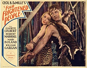 FOUR FRIGHTENED PEOPLE (1934): DeMille, Cecil B. (director)