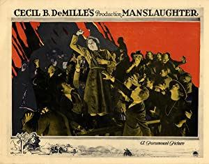 MANSLAUGHTER (1922): DeMille, Cecil B. (director)
