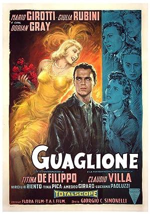 GUAGLIONE (1957): Ballester, Anselmo (poster artist)