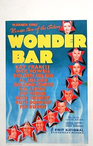 WONDER BAR (1934): Bacon, Lloyd; Berkeley, Busby (director)